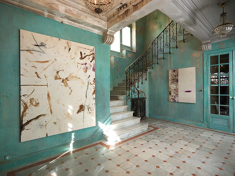 Quentin Derouet - Helenbeck Gallery Nice