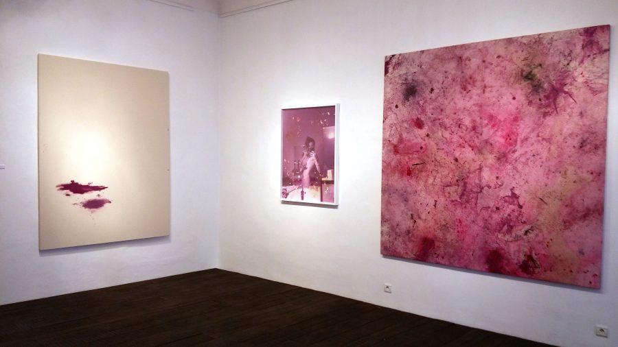 LES LARMES D'EROS — Exposition, Helenbeck Nice