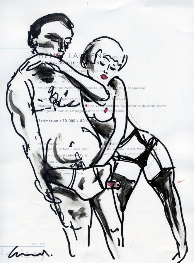 Claude Guénard - Helenbeck Gallery Nice