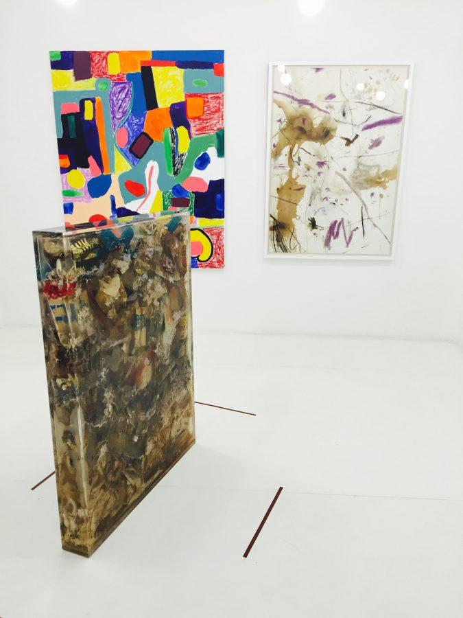 ESTIVAL MINIMAL <p>Vue d'exposition</p>  - Helenbeck Gallery Nice