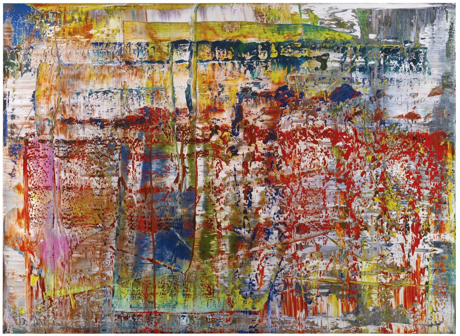 Gerhard Richter Helenbeck Nice