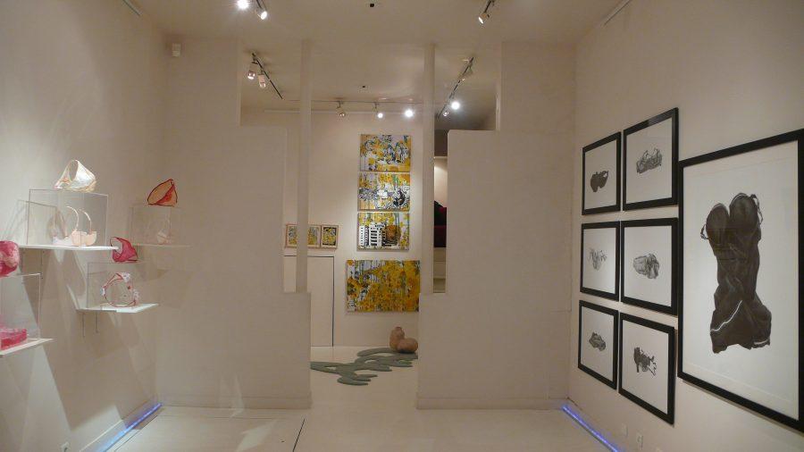 LES DESSOUS DE L'ART  - Helenbeck Gallery Nice