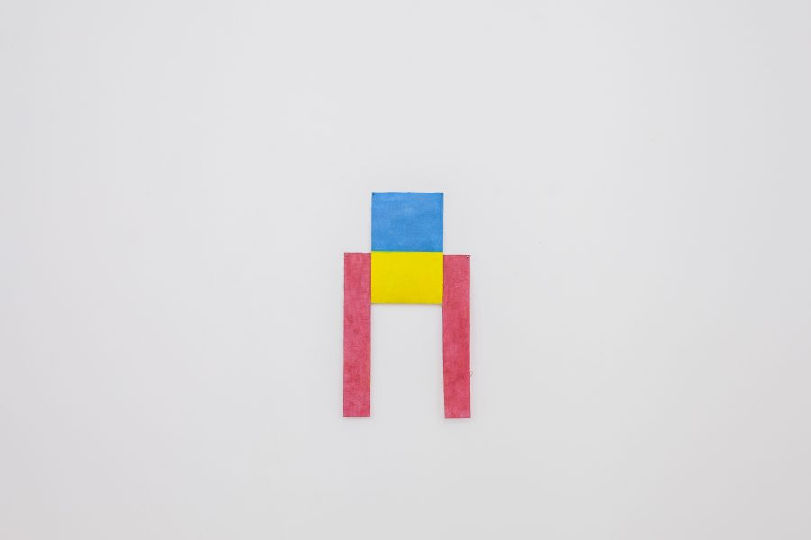 Louis Cane - Helenbeck Gallery Nice