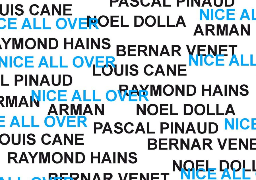 NICE ALL OVER — Exposition, Helenbeck Nice