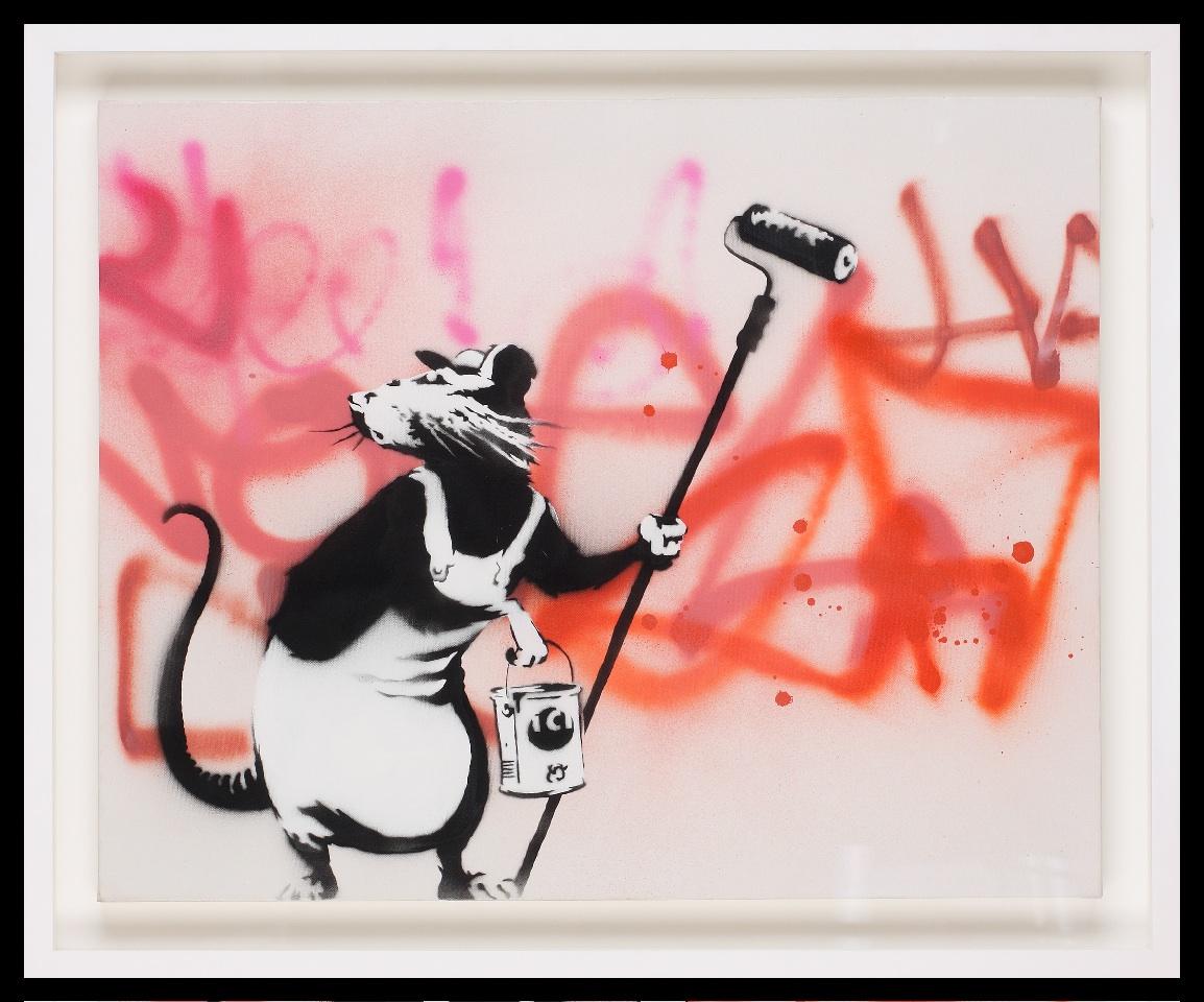 Banksy Helenbeck Nice
