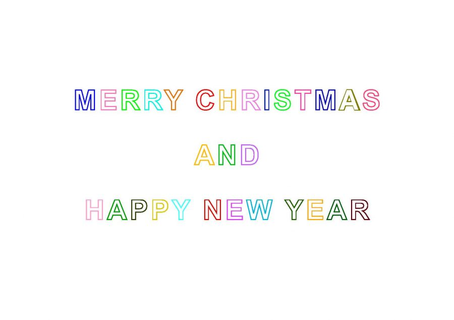 MERRY CHRISTMAS AND HAPPY NEW YEAR — Exposition, Helenbeck Nice