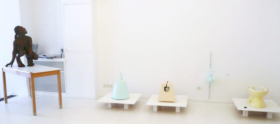 UNEXPECTED VISION <p>Vue d'ensemble</p>  - Helenbeck Gallery Nice